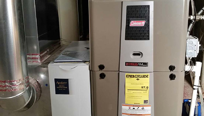 Gas Furnaces - Service First Heating And Cooling